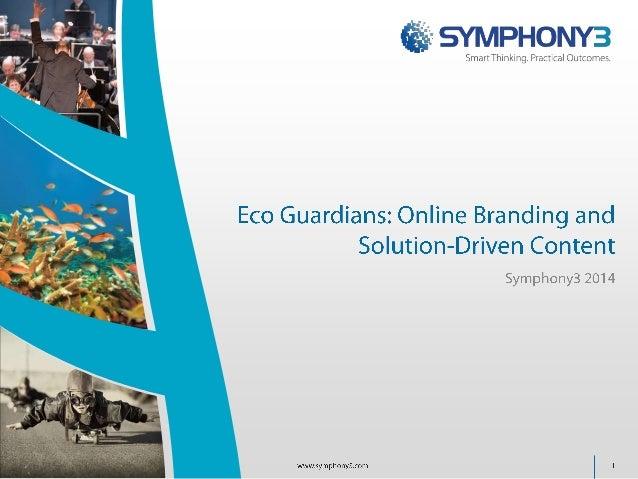 Eco Guardians: Online Branding & Solution-Driven Content
