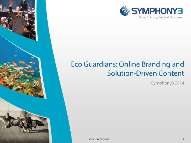Eco Guardians: Online Branding & Solution-Driven Content