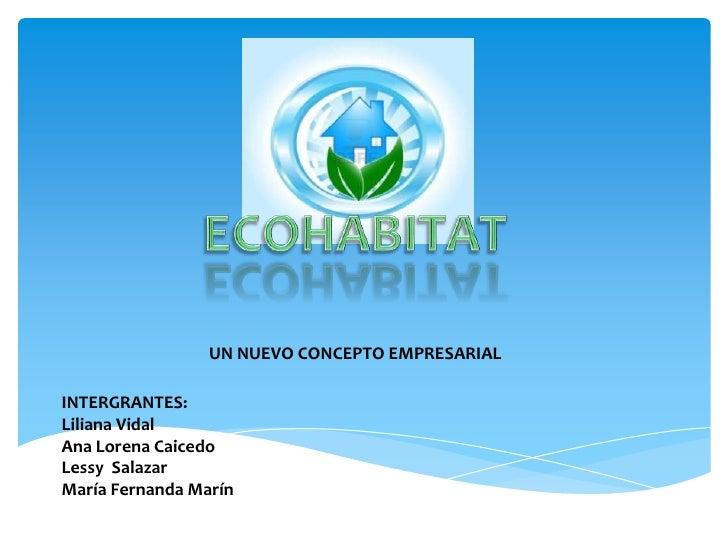 Ecohabitat