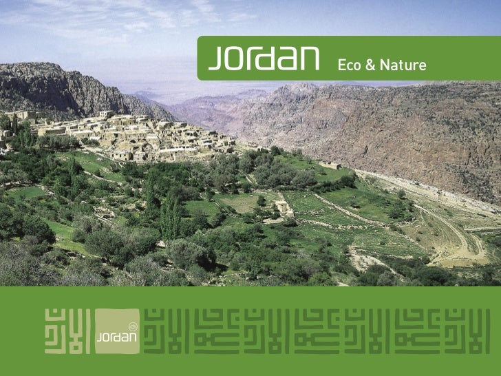 Eco Tourism in Jordan