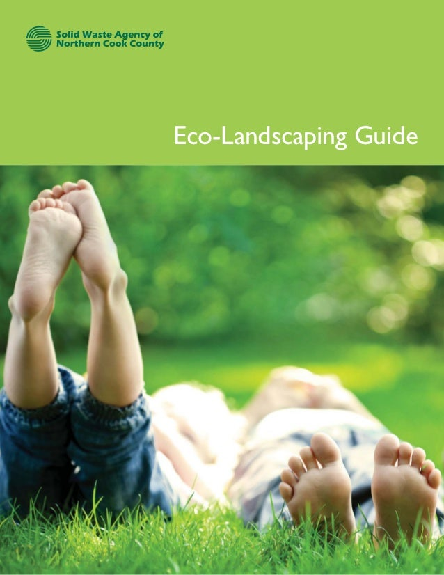 Eco-Landscaping Guide - Northern Cook County, Illinois