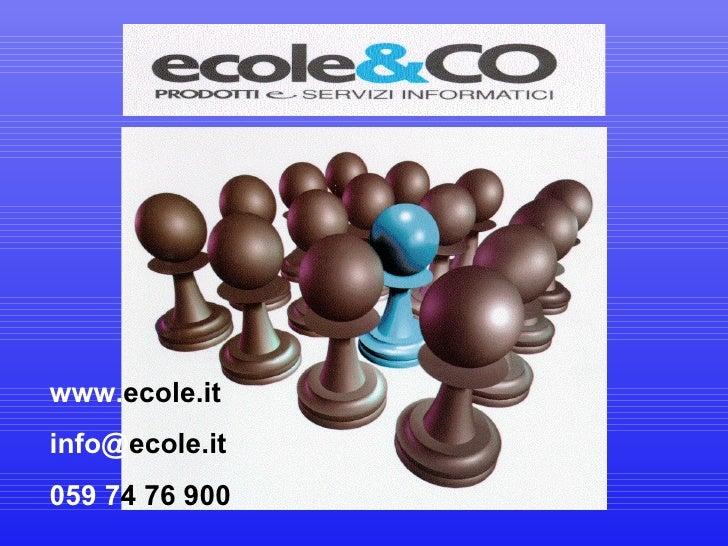 Ecole 2010 meeting ad hoc net