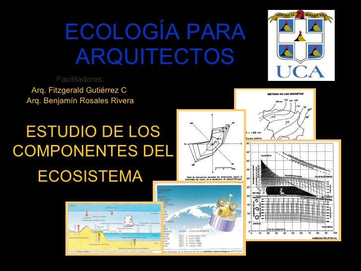 EcologíA Para Arquitectos 4 V2009