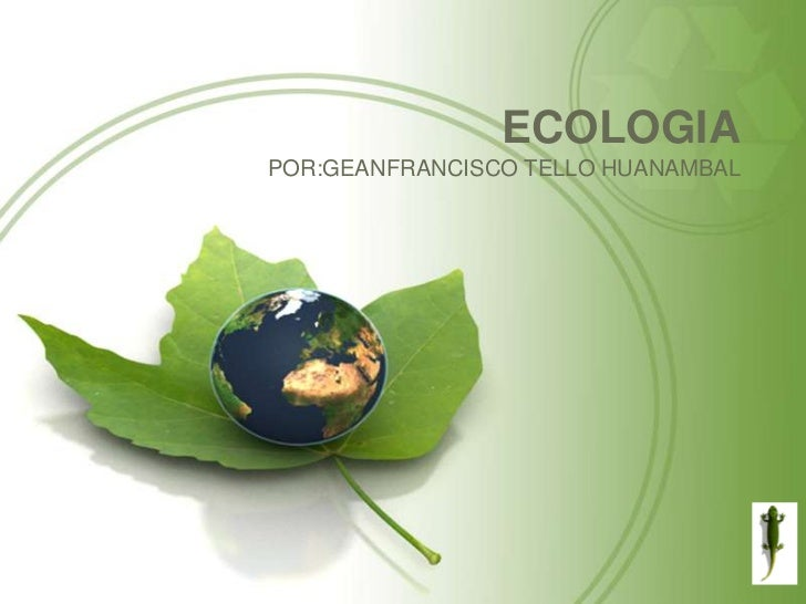 ECOLOGIAPOR:GEANFRANCISCO TELLO HUANAMBAL