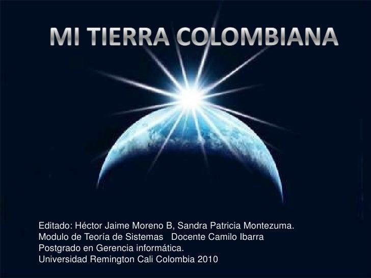 Ecologia colombiana