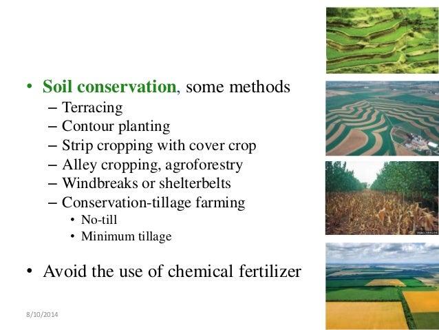 Ecological agriculture slide