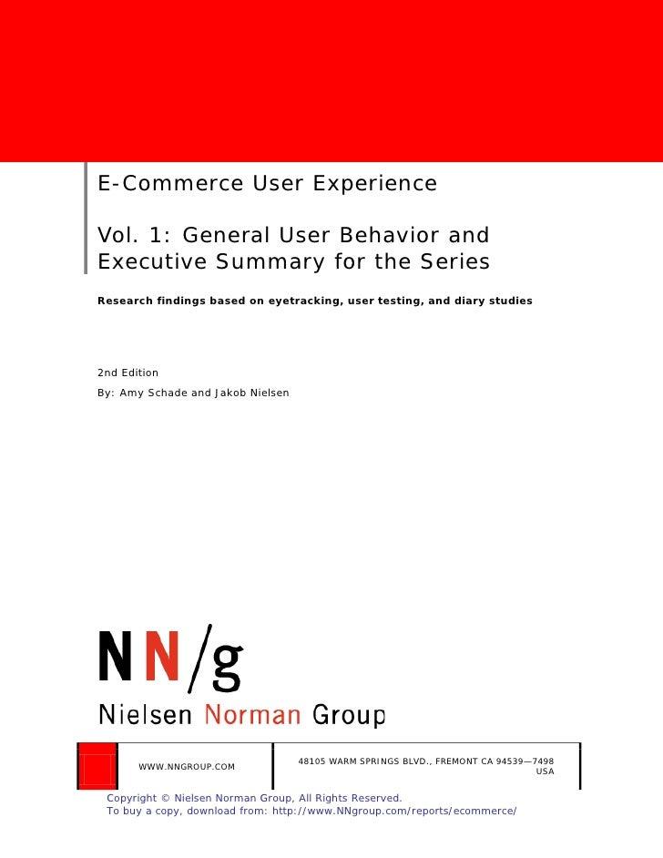 Ecom01 behavior summary_2nd-edition