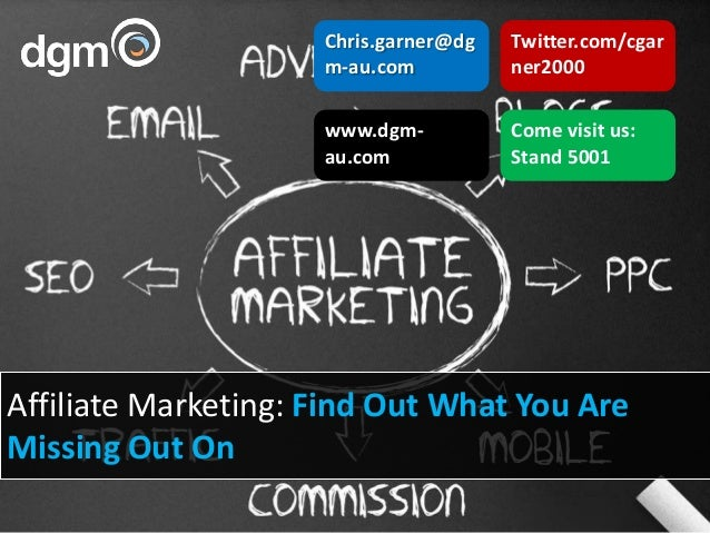 Affiliate marketing Australia : Find out what you are missing out on - eCom Expo Melbourne
