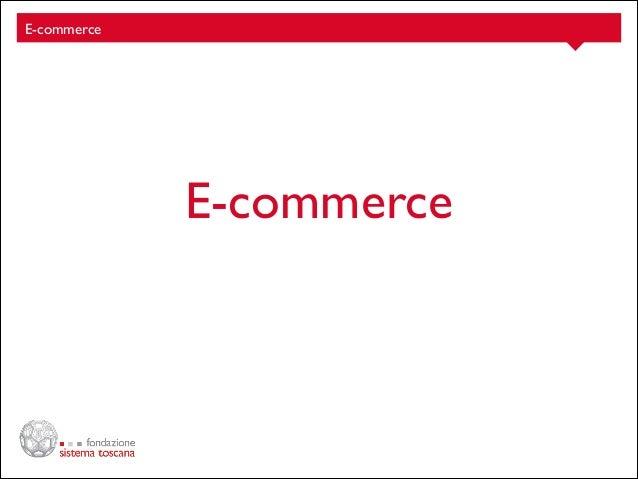 E-commerce consigli pratici