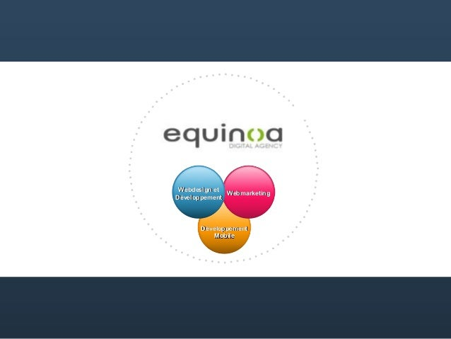 EQUINOA : Quels leviers mobiliser avec un budget limité ? - E-commerce Paris 2013