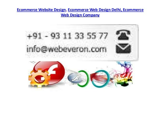 Ecommerce web design  @ 9311335577