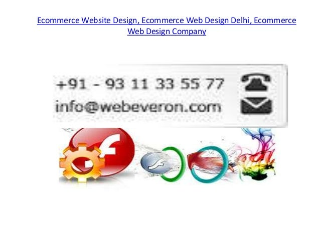 Ecommerce website design  @ 9311335577