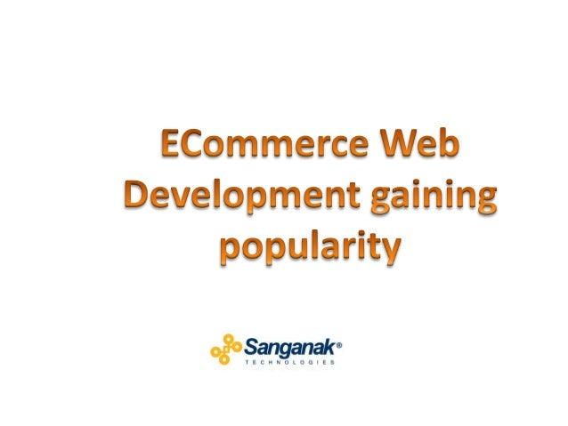 Performing trade over the internet is not an easy business thereforedesigning of E-commerce websites requires good amount ...