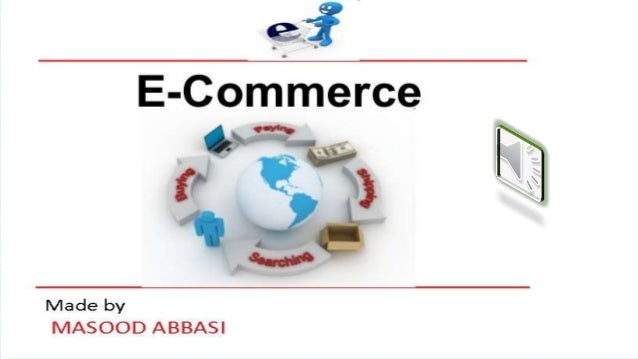 e commers E-commerce has exploded in the last 10 years find out how e-commerce works and how you can harness the potential of e-commerce, from affiliate programs to cpc links.