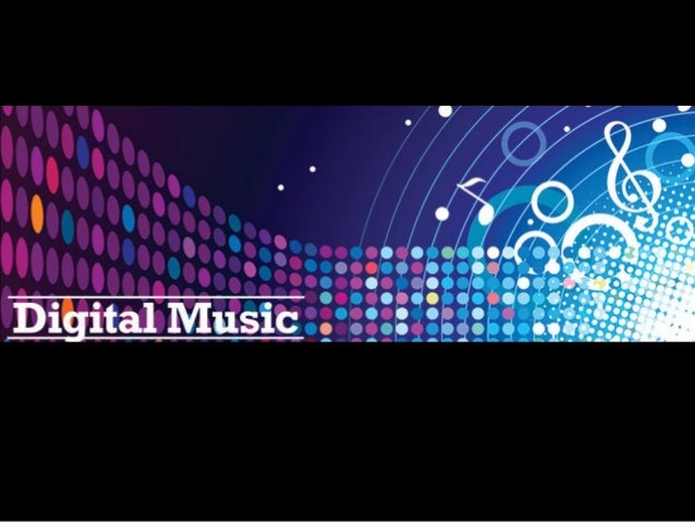 What is Digital Music??