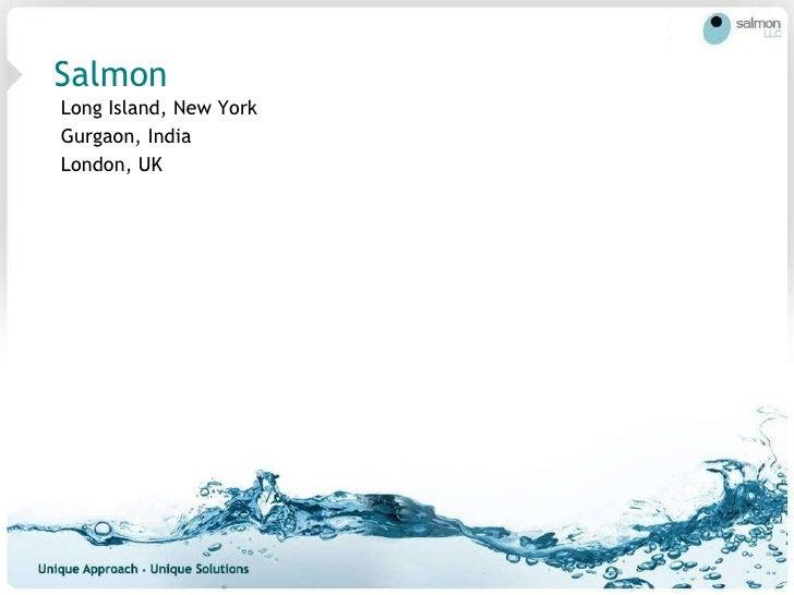 Salmon Ecommerce