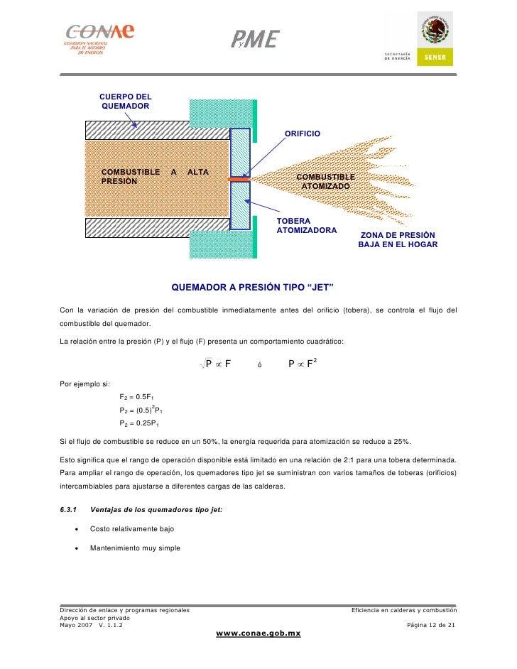 Eficiencia en calderas y combustion for Antorchas para jardin combustible