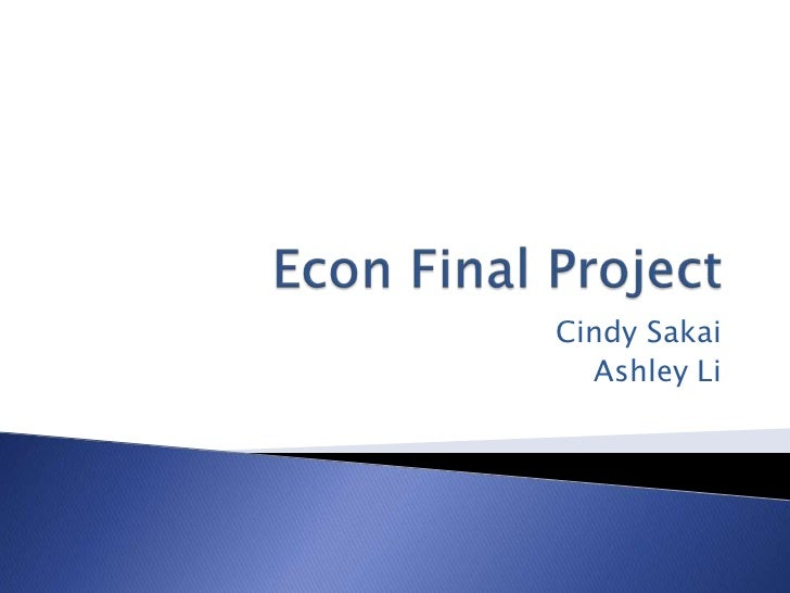Econ final project