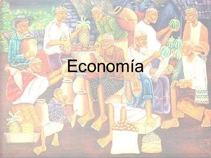 Introducción Economía