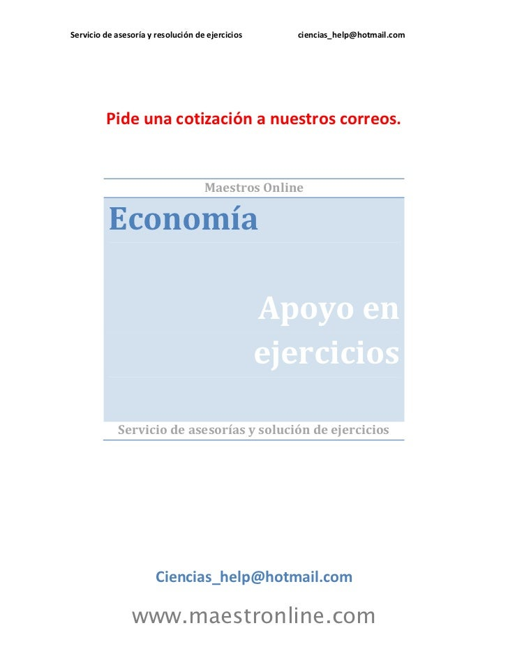 Economía ec09101 2012