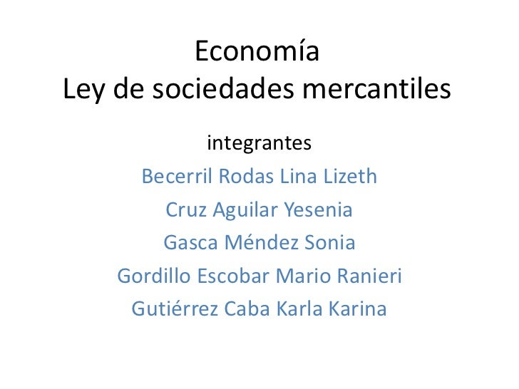 Economía esquemas