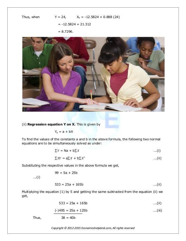 Econometrics assignment help