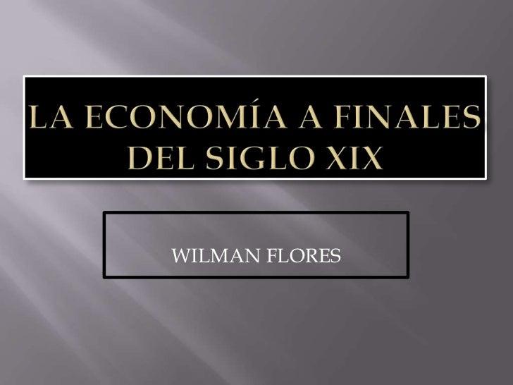 WILMAN FLORES