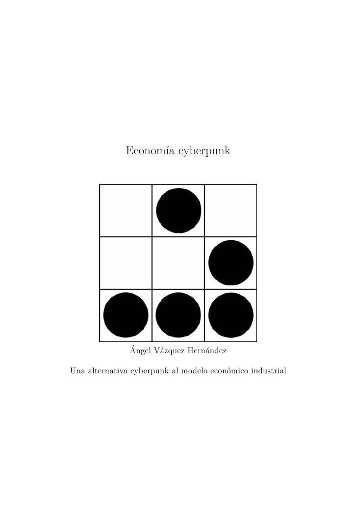 Economia cyberpunk
