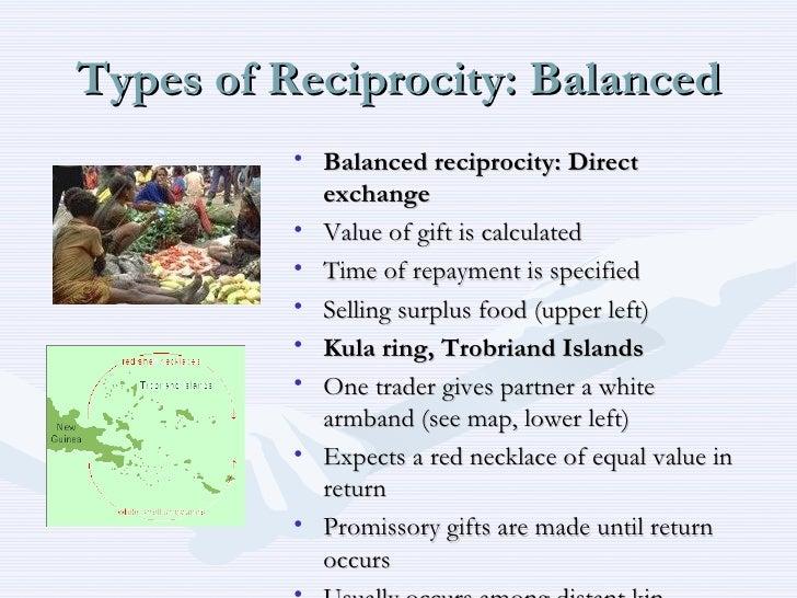 Is The Kula Ring A Balanced Reciprocity