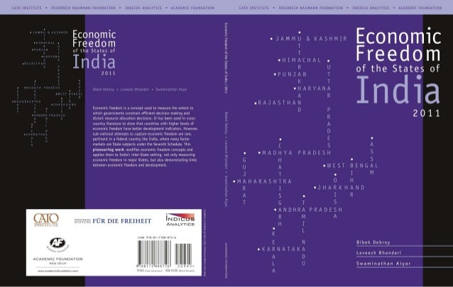 Economic freedom-of-the-states-of-india-2011