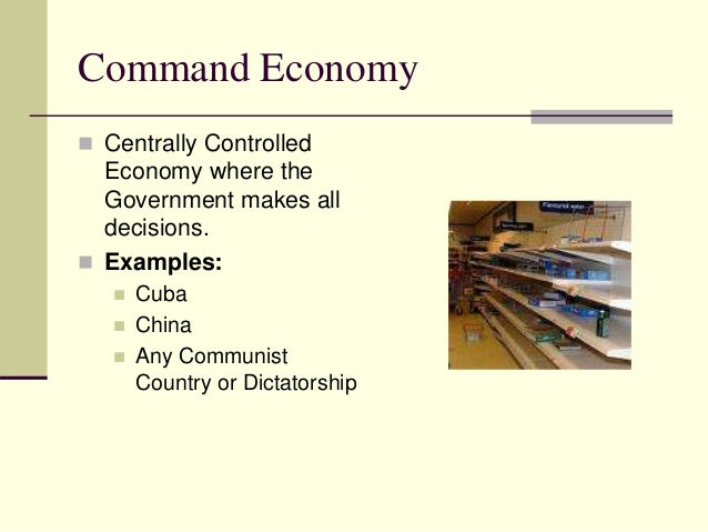 economic system 4 types of essays