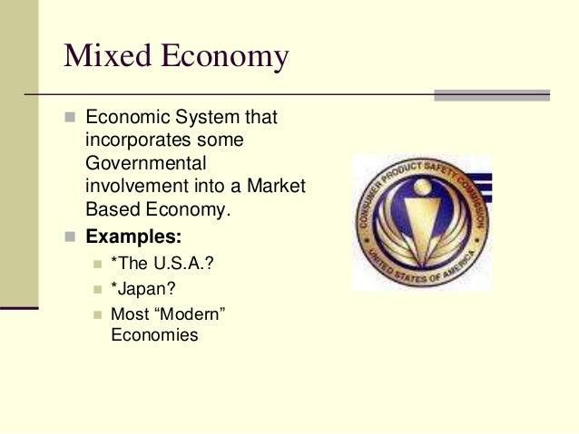 Market Economy Definition For Kids
