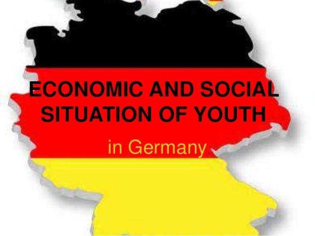 Economic and social situation of youth in Germany