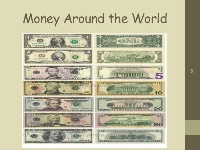 Money Around the Worldslb