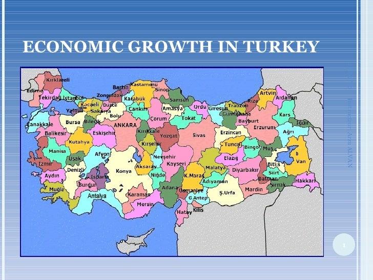 ECONOMIC GROWTH IN TURKEY 22/02/10 Instructror: Arzu ALVAN