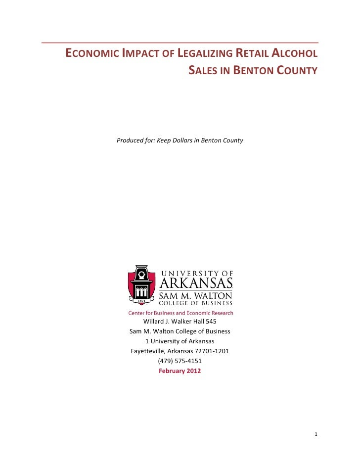 Economic impact of_legalizing_retail_alcohol_sales_in_benton_county