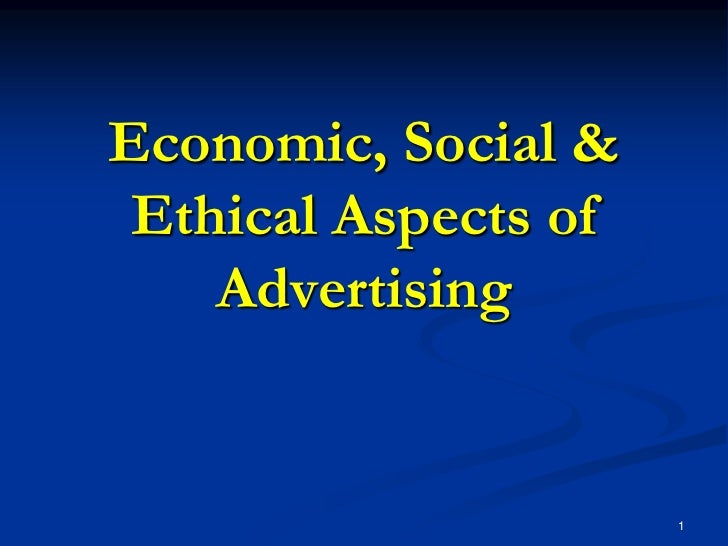 economic and social aspects of marketing Finally, marketing is a social process that occurs in all economies, regardless of their political structure and orientation  economic and social aspects of.