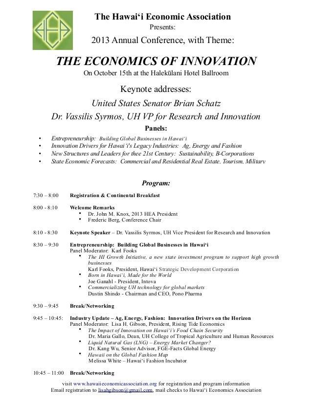 Program: 7:30 – 8:00 Registration & Continental Breakfast 8:00 - 8:10 Welcome Remarks • Dr. John M. Knox, 2013 HEA Preside...