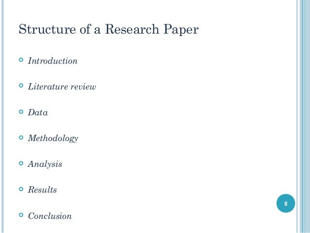 Good Conclusion For Research Paper