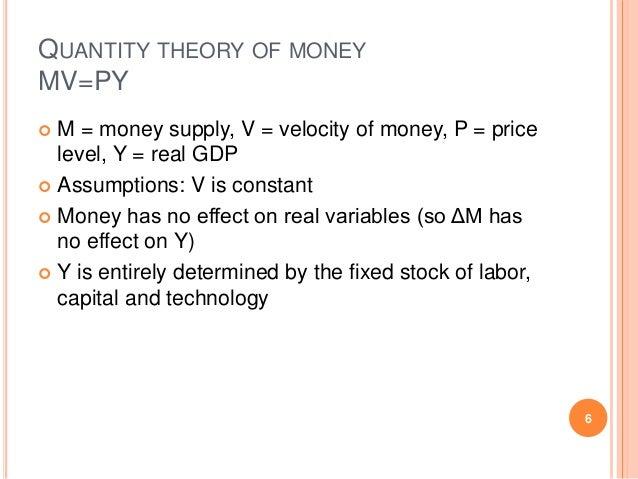 Economic terms paper