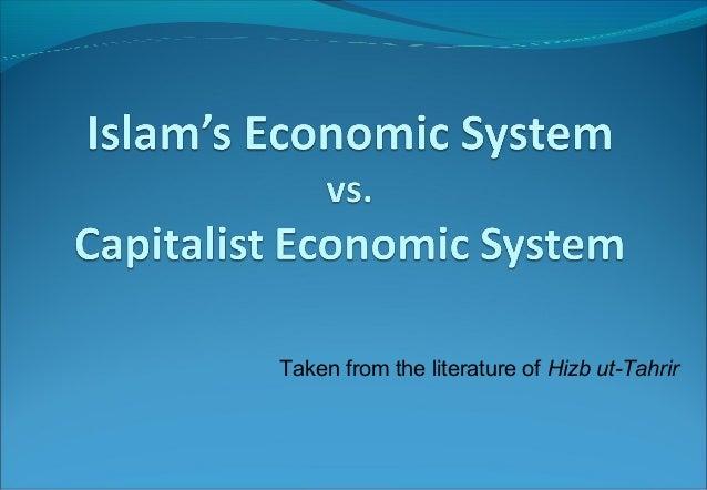 Economic system Vs Capitalist Economic System (English)