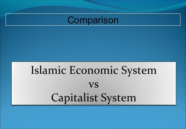 defining capitalism as an economic system
