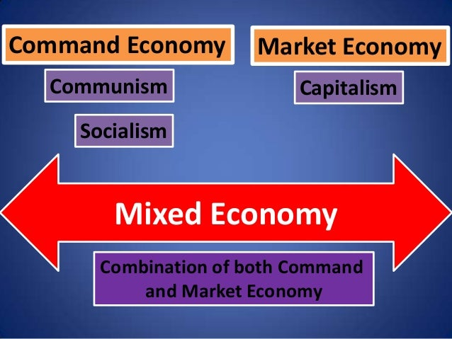 economy system command A command economy (also known as a planned economy) refers to an  from  every individual cog in the machine person in the system.