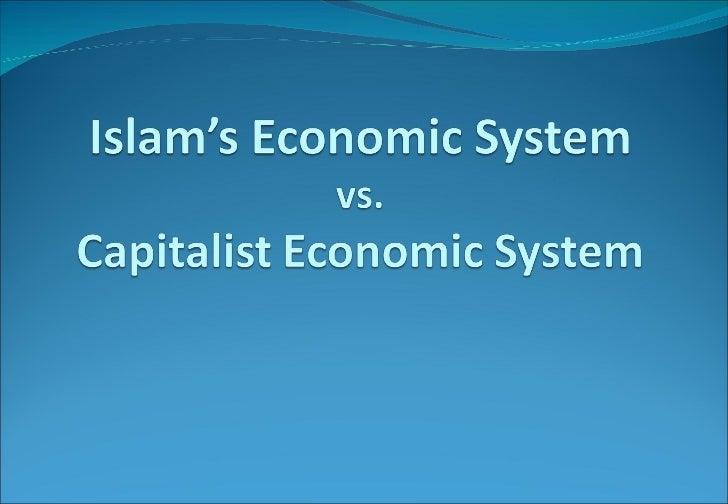 Economic System in Islam