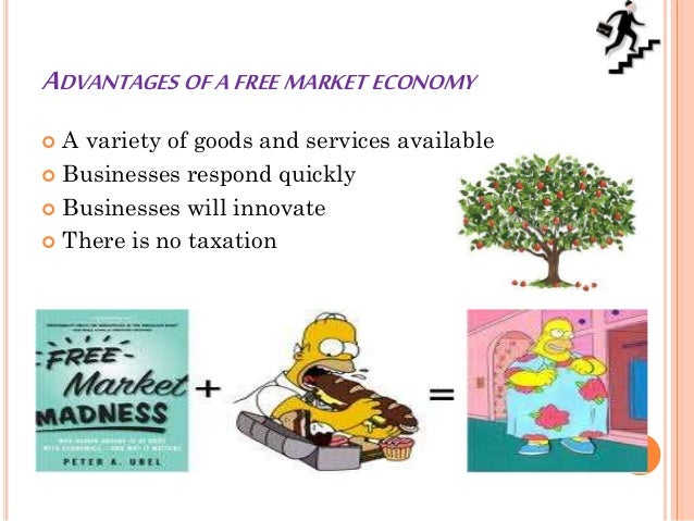 What is a free market economy?