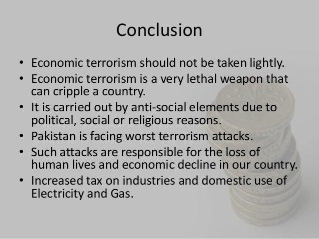 Terrorism Essay Conclusion Examples - image 5