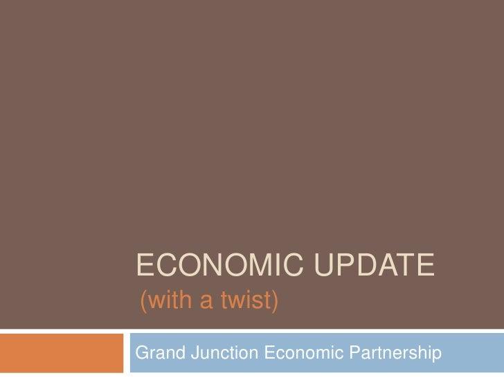 Economic Update.GJARA