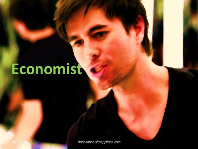 Economist 4/10/2013 Babasabpatilfreepptmba.com
