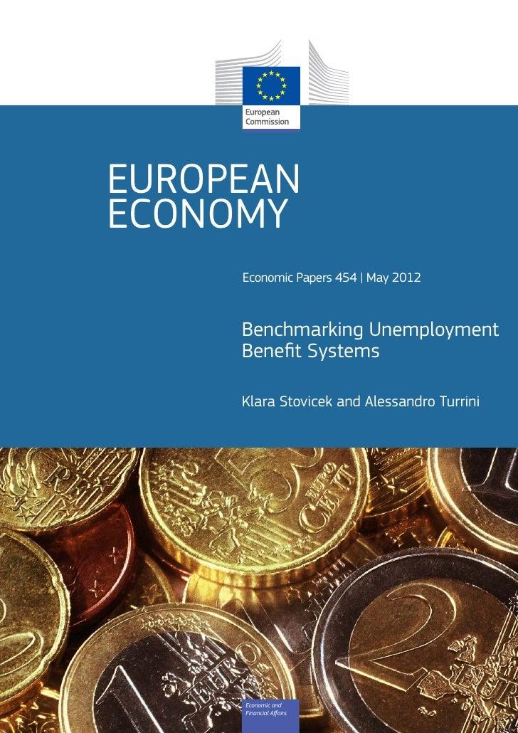 Une étude de la Commission européenne compare la générosité des systèmes de chômage