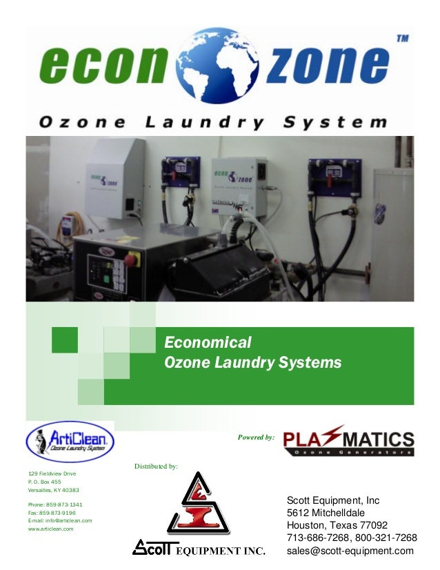 Economical                                       Ozone Laundry Systems                                               Power...